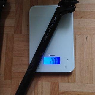 Gewicht Procraft Sattelstütze Ready for Race 27,2 x 350mm
