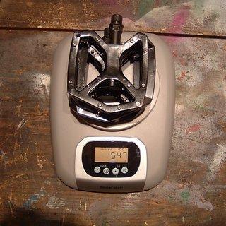 Gewicht Fusion Pedale (Platform) Maniac Evil