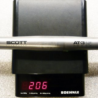 Gewicht Scott Lenker AT-3 LF 25,4 x 560mm