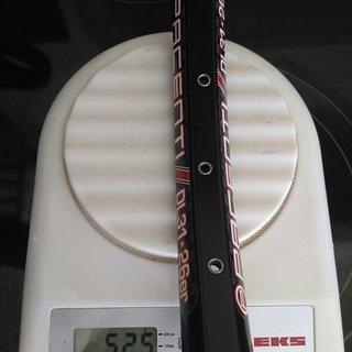 Gewicht Pacenti Felge DL31 26'' / 559x25 / 32 Loch