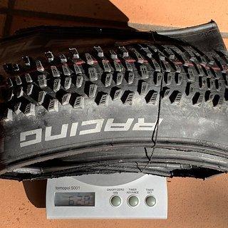 Gewicht Schwalbe Reifen Racing Ralph Snake Skin TLE Addix Speed 29 x 2,25