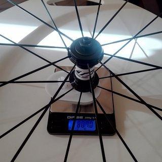 """Gewicht Mavic Systemlaufräder Crossride UB 26 26"""" 100mm/QR VR"""