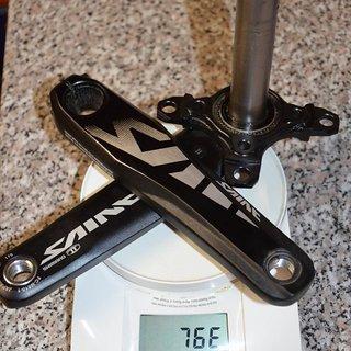 Gewicht Shimano Kurbel Saint FC-M810 175mm