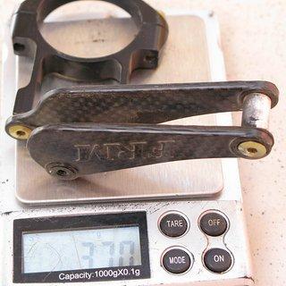Gewicht FRM Kettenführung Chainguide KCU Carbon 28-38Z