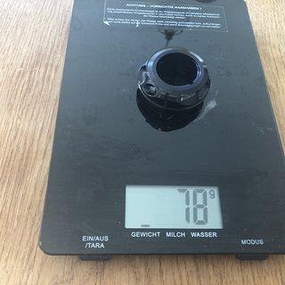 Gewicht Intend Steuersatz Stiffmaster ZS49