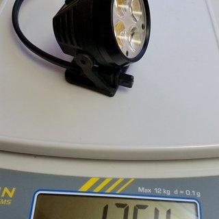Gewicht Lupine Beleuchtung Wilma R Lampenkopf 3200 Lumen