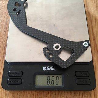 Gewicht Fibre-Lyte Weiteres/Unsortiertes XTR M9000