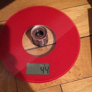 Gewicht Syntace Weiteres/Unsortiertes MX Freilaufkörper