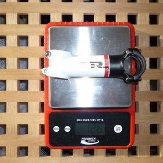 Gewicht Rotwild Vorbau S120 31.8mm, 120mm, 8°