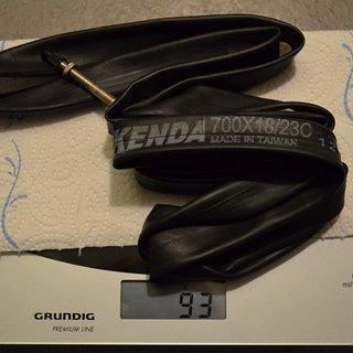 Gewicht Kenda Schlauch Rennrad Schlauch 700x18/23C