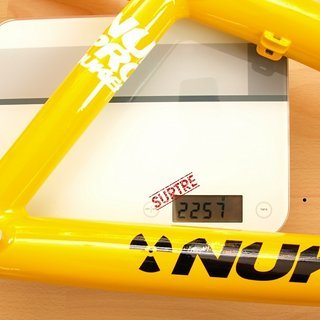 Gewicht Nukeproof Hardtail Snap yellow Regular