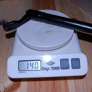 Gewicht Rock Shox Spannachse Maxle 20mm