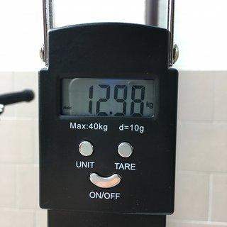 Gewicht YT Full-Suspension Jeffsy CF Comp 1 M