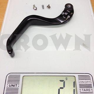 Gewicht Formula Weiteres/Unsortiertes Bremshebel mit Hebelweitenverstellung  R1, T1, The One, OVAL