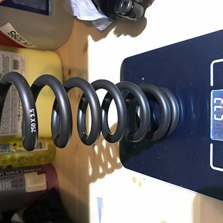 Gewicht Rock Shox Feder Vivid/Kage 250x3.5