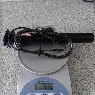 Gewicht Kind Shock Sattelstütze höhenverstellbar LEV  30,9 x 385mm