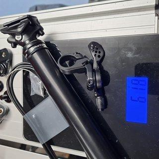 Gewicht BikeYoke Sattelstütze höhenverstellbar Divine 31.6mm x 160mm