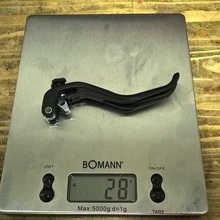 Gewicht Magura Weiteres/Unsortiertes MT6/7 Bremsgriff Aluminium Reach Adjust