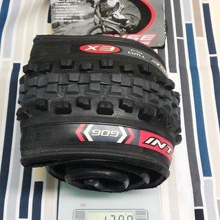"""Gewicht Intense Reifen 909 DH EX2/DC 26x2.5"""""""
