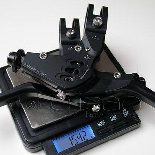 Gewicht Avid Felgenbremse Speed Dial Ultimate