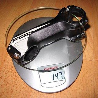 Gewicht FSA Vorbau Non Series Drop Stem 90mm, -20°