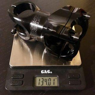 Gewicht Easton Vorbau Haven 35 Tuned 60mm