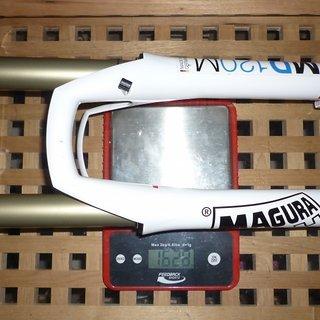 Gewicht Magura Federgabel Durin MD120M 80-120mm