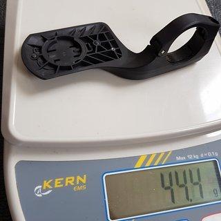 Gewicht WAHOO Weiteres/Unsortiertes ELEMNT ROAM AERO-HALTERUNG ELEMNT ROAM