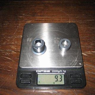 Gewicht Mavic Weiteres/Unsortiertes Adapter X12 Crossmax SX X12