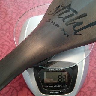 "Gewicht Riesel Design Sattel Sattel Carbon ""Stuhl"""
