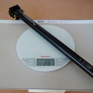 Gewicht Thomson Sattelstütze Elite 27,2 x 410mm