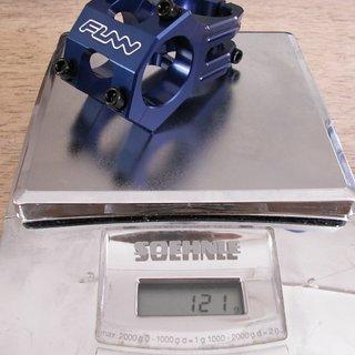 Gewicht FUNN Vorbau Funnduro 31.8mm, 45mm, 0°
