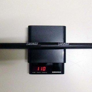 Gewicht Mcfk Lenker Flatbar 6° (Barend) 25,4 x 620mm