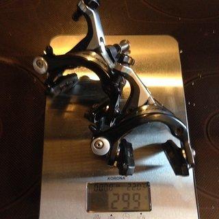 Gewicht Shimano Felgenbremse Dura Ace Br-9000