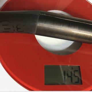 Gewicht Beast Lenker Riser 15 8° 740 mm UD schwarz 740 31,8