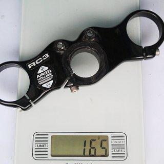 Gewicht Marzocchi Weiteres/Unsortiertes Gabelkrone Flach (20mm) 38mm