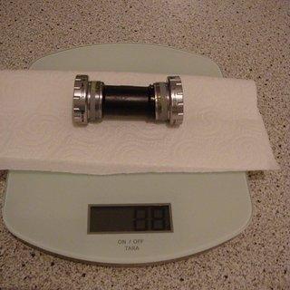 Gewicht Shimano Innenlager Dura Ace SM-BB7900 HTII, 68mm, BSA