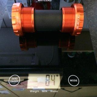 Gewicht Keil Components Innenlager Keramik HTII, 68/73mm, BSA