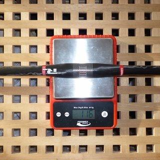 Gewicht Rotwild Lenker B120 Carbon 31.8mm, 600mm
