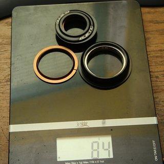 Gewicht Keil Components Steuersatz Headset Tapered ZS55