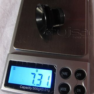 Gewicht Custom-Made Schrauben, Muttern Kurbelarmschraube M17x20, Al