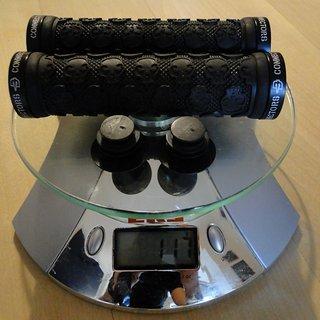Gewicht Brave Machine Griffe Connector Skull 130mm