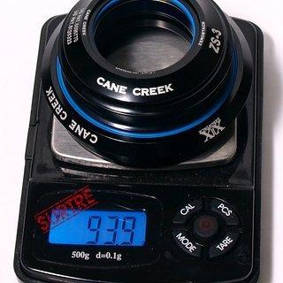 Gewicht Cane Creek Steuersatz Frustum ZS-3 ZS44/28.6, ZS56/30