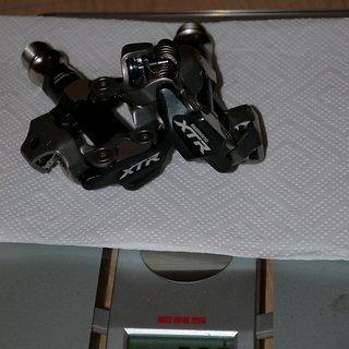 Gewicht Shimano Pedale (Klick) XTR PD-M980