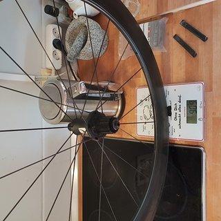 """Gewicht Reynolds Systemlaufräder Strike SLG Carbon Clincher Hinterrad 28"""""""