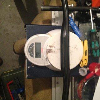 Gewicht Race Face Lenker Next XC Carbon ¾ Riser 31.8mm, 685mm
