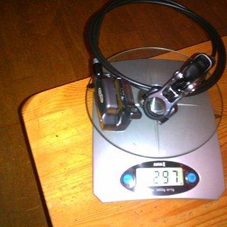 Gewicht Avid Scheibenbremse Code HR