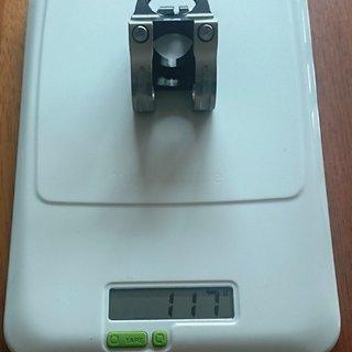 Gewicht Renthal Vorbau Apex 40mm 31.8mm clamp