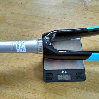 """Gewicht Planet X Starrgabel RT-58a 28"""", 1-1/8"""" - 1 1/2"""", 300 mm"""
