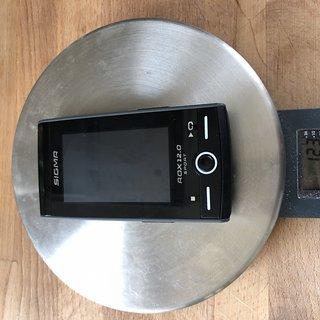 Gewicht Sigma Computer ROX.12 SPORT